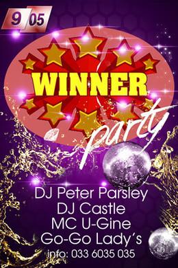 Winner Party