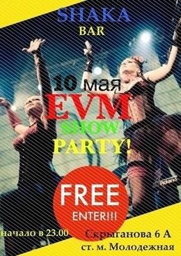 EVM-Show-Party