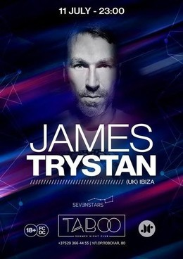 Dj James Trystan  (UK)