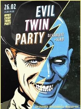 Evil Twin Party: Scarlett + Vla:D