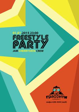 Freestyle Party: Jam CherryVata Crew