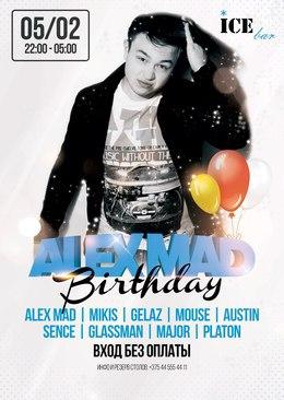 Alex Mad Birthday