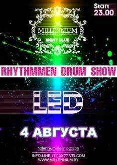 Rhytmmen Drum Show