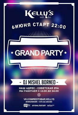 DJ Michel Borneo