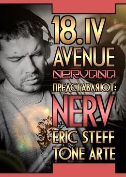 NERVANA II: Nerv, Eric Steff & Tone Arte