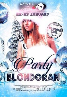 Blondoran Party