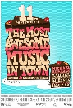 The Most Awesome Music In Town