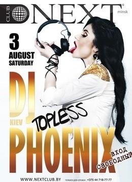 Topless Dj Phoenix
