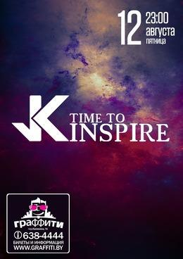 Time To Inspire — KJ
