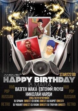 Happy birthday Waka