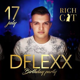 Dflexx Birthday party