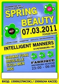 Spring & beauty