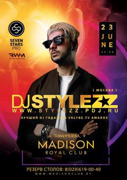 DJ Stylezz (Москва)