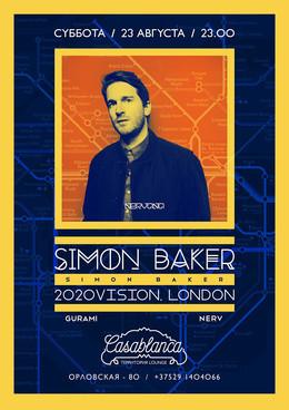 Nervana: Simon Baker
