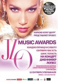 J.Lo Music Awards