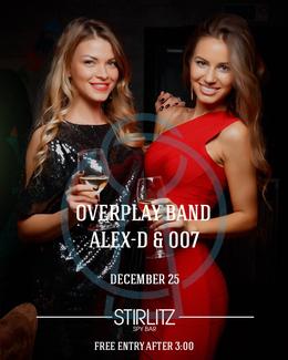 Overplay & Alex-D & 007