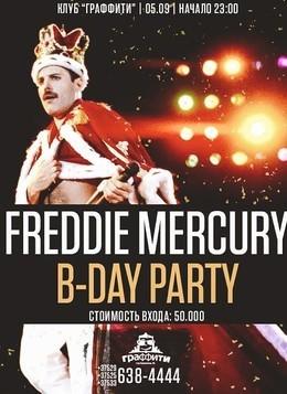Freddie Mercury B-Day Party