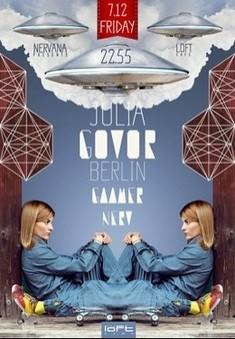 NERVANA: Julia Govor (Berlin)