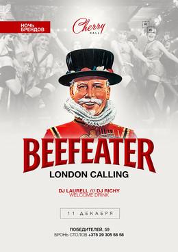 Brand night: Beefeater