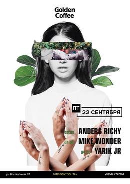 Anders Richy / Mike Wonder / Yarik JR