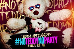 NoTeddyNoParty