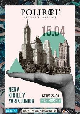 Nerv/ Kirill Y/ Yarik Junior