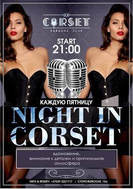 Night In Corset