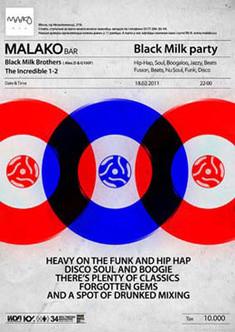 Black Milk Party