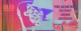 Prime Balance Order / Eric Paquet / Goodman / Ashen Woods