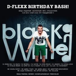 DJ D-Flexx Birthday Bash
