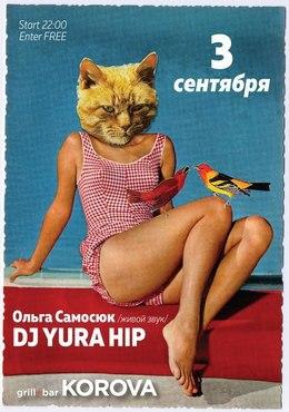 DJ Yura Hip
