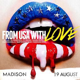Frome USA with love