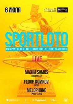 Sportloto (RU) Live