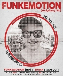 Funkemotion [Pacha rec.]