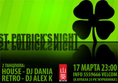 St. Patrick's Night