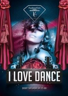«I Love Dance»