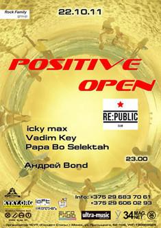 Positive Open