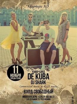 De Kuba & Dj Shark