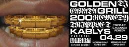 Golden Grill 200