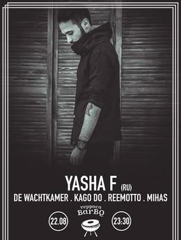 Yasha F