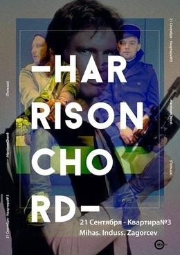 Harrison Chord LIVE (Pl)