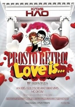 Prosto Retro: Love is
