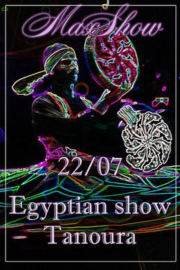 Egyptian Show Tanoura