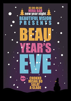 Beau Year's Eve