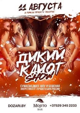 Дикий Кайот Show (Москва)