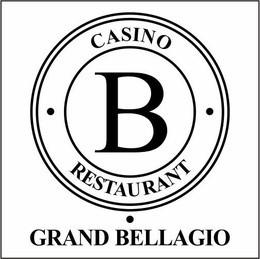 Выходные в ресторане Grand Bellagio