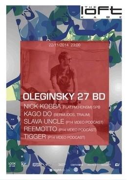 Oleginsky 27 BD