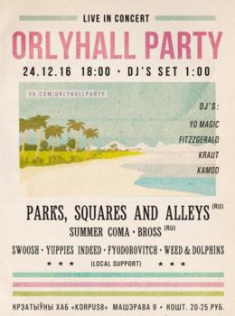 Orlyhall Party