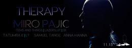 Therapy: Miro Pajic