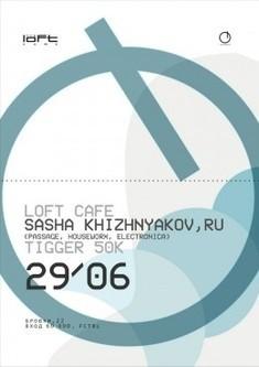 Sasha Khizhnyakov